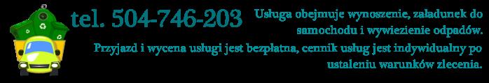 Wywóz mebli Wrocław