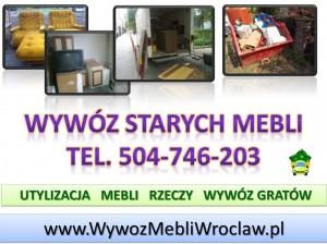 Likwidacja mieszkania, Wrocław