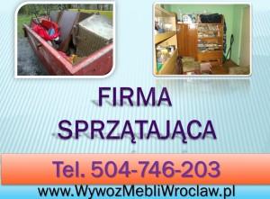 Sprzątanie Wrocław tel 504-746-203