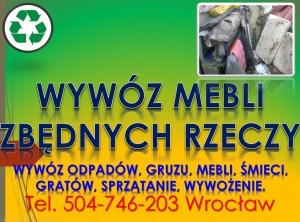 Likwidacja mieszkań. tel 504-746-203