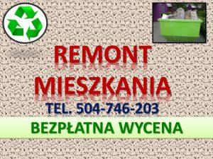 Remonty Wrocław. tel 504-746-203